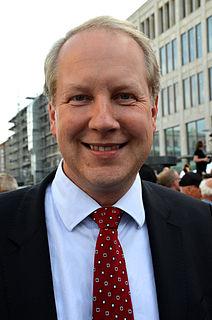 Stefan Schostok German politician