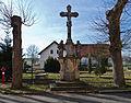 2014 Piszkowice, kościół św. Jana Chrzciciela 17.JPG