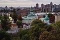 2015 Київ Комплекс споруд церкви Феодосія Печерського.jpg