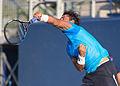 2015 US Open Tennis - Qualies - Jose Hernandez-Fernandez (DOM) def. Jonathan Eysseric (FRA) (20779229108).jpg