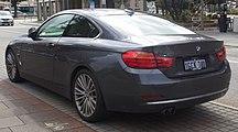 BMW 4 Series (F32) - Wikipedia