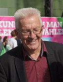 Winfried Kretschmann: Alter & Geburtstag