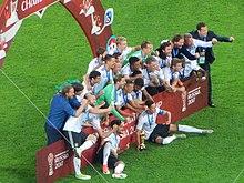 Немецкая футбольная команда мировой кубок