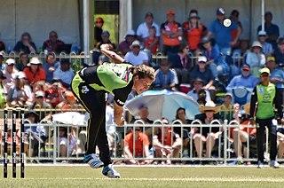 Belinda Vakarewa Australian cricketer
