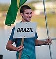 2018-08-07 World Rowing Junior Championships (Opening Ceremony) by Sandro Halank–042.jpg