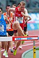 2018 DM Leichtathletik - 3000 Meter Hindernislauf Maenner - Lennart Mesecke - by 2eight - DSC7108.jpg