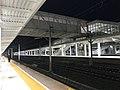201901 Main Track of Hangzhou-Huangshan HSR at Jixibei Station.jpg