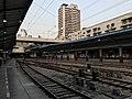 201908 Eastern End of Platform 4,5 of Chongqing Station.jpg