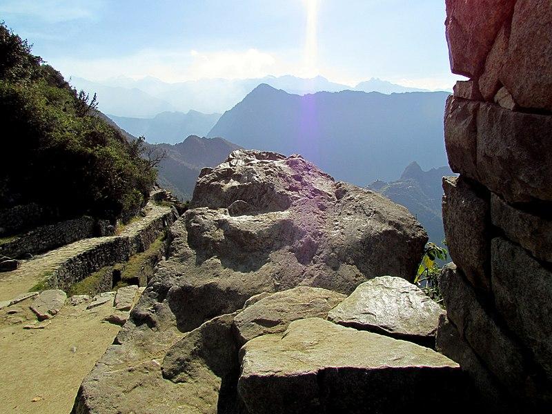 File:201 Sun Gate Machu Picchu Peru 2467 (15164192525).jpg