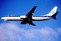 203ac - KLM Boeing 737-8K2, PH-BXH@LHR,23.01.2003 - Flickr - Aero Icarus.jpg
