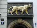 209 Dům U Zlatého Tygra (casa del Tigre d'Or), Ulice Husova.jpg