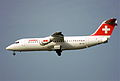 242bn - Swiss Avro RJ 100, HB-IXN@ZRH,17.06.2003 - Flickr - Aero Icarus.jpg