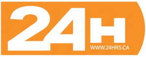 24 Hours (newspaper) - Image: 24HLogo