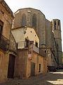 28 Baixada del Monestir i església de Santa Maria de Pedralbes.jpg