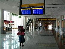 Sân bay quốc tế José Joaquín de Olmedo
