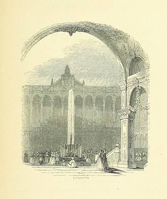 The Castle of Indolence - Image: 297 of 'The Seasons, and the Castle of Indolence ... With a biographical and critical introduction by A. Cunningham, etc' (11225122743)