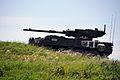 2nd Cavalry Regiment external evaluation - Stryker move (7308719944).jpg