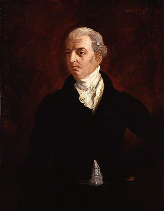 Robert Jenkinson, 2nd Earl of Liverpool - Lord Liverpool in his later years