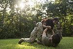 2nd MAW Marines Undergo MCMAP Training 150707-M-AF202-155.jpg