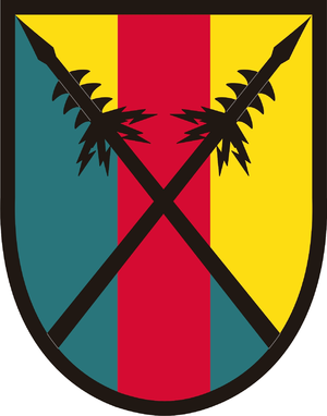 303rd Maneuver Enhancement Brigade - 303rd Maneuver Enhancement Brigade shoulder sleeve insignia