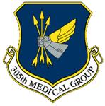 305 Medical Gp emblem.png