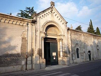 Cimetière protestant de Nîmes