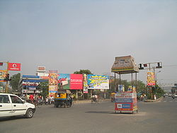 30 Mar 2008 BMC Chowk Jalandhar replaced with Traffic Lights by gopal1035 009.jpg