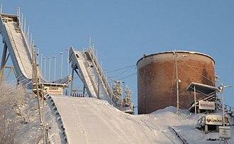 Kouvola - Kouvola Ski Jump Center