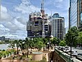 443 Queen Street, Brisbane under construction in February 2020, Brisbane, Queensland, 02.jpg