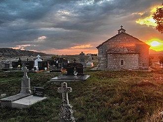Church of St. Nikola, Dobrelja - Image: 5. Crkvica u Dobreljima