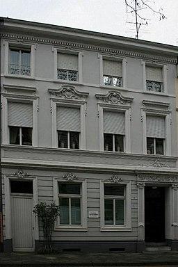 Wilhelmstraße in Viersen