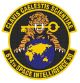 614 Space Intelligence Squadron emblem.png