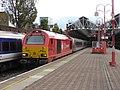 67018 TnT 82302 ready to work 1R37 to Birmingham Moor Street at London Marylebone 07-11-14 - Flickr - The Basingstoker's.jpg
