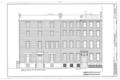 700-714 Spruce Street (Houses), Philadelphia, Philadelphia County, PA HABS PA,51-PHILA,321- (sheet 3 of 4).png
