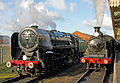 70013 Oliver Cromwell and SR 53 at Loughborough.jpg