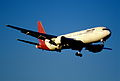 71cm - Qantas Boeing 767-338ER; VH-OGG@SYD;11.09.1999 (5363502872).jpg