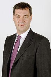 markus sder staatsminister der finanzen fr landesentwicklung und heimat 2012
