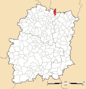 Paray-Vieille-Poste - Image: 91 Communes Essonne Paray Vieille Poste
