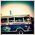 A-POIS Giuditta Nelli - Senegal 2012 - Dakar, Means of transport Car rapid.JPG
