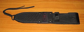 Fällkniven - Cordura sheath for Fallkniven A1