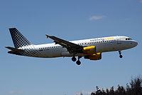 EC-KHN - A320 - Vueling