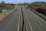 A43 Brackley