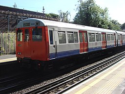 A60 Stock at Eastcote 2
