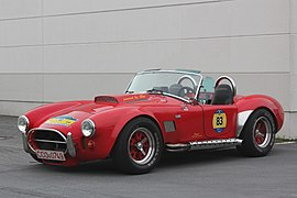 AC Cobra 427 Ram Replica, Bj. 1973, vorn (2015-09-12 Sp).JPG