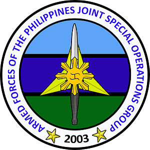 AFP Joint Special Operations Group - Emblem of the AFP Joint Special Operations Group