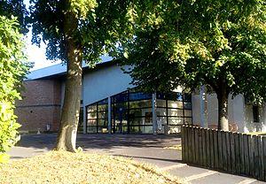 Atelier national de reproduction des thèses - ANRT building on the Lille campus