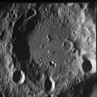 Coriolis (crater) lunar crater