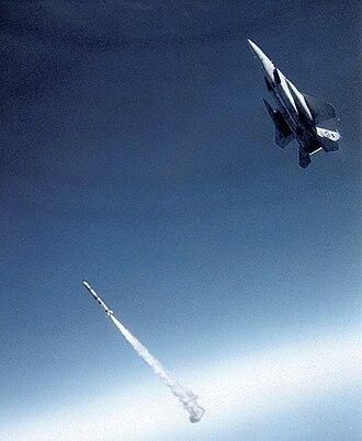 ASM-135 ASAT - Image: ASM 135 ASAT 5