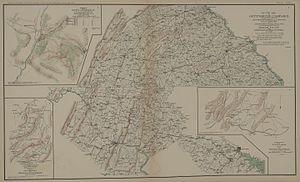 Gettysburg Campaign - Gettysburg Campaign, (1863).