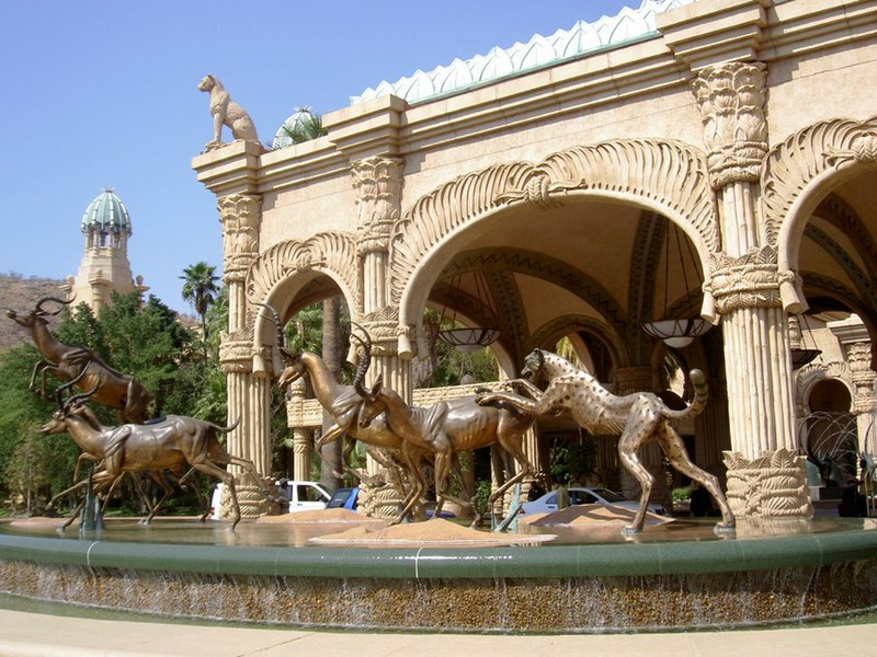 Hotel Palace Sun City South Africa